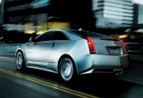 Cadillac CTS coupe 2012